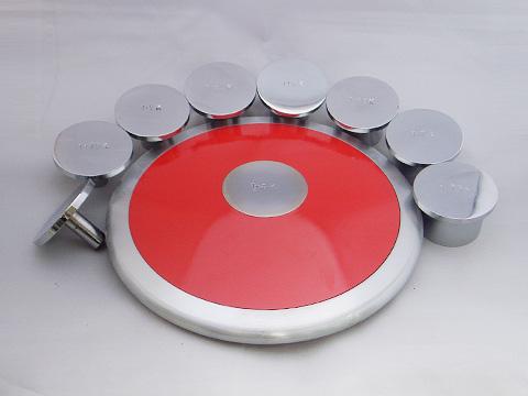 円盤 練習